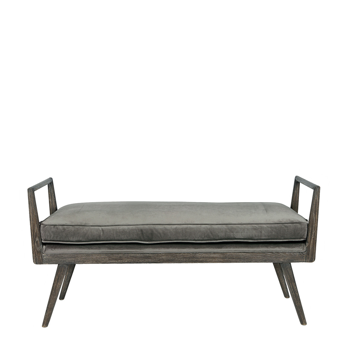 YVES UPHOLSTERED SEAT BENCH