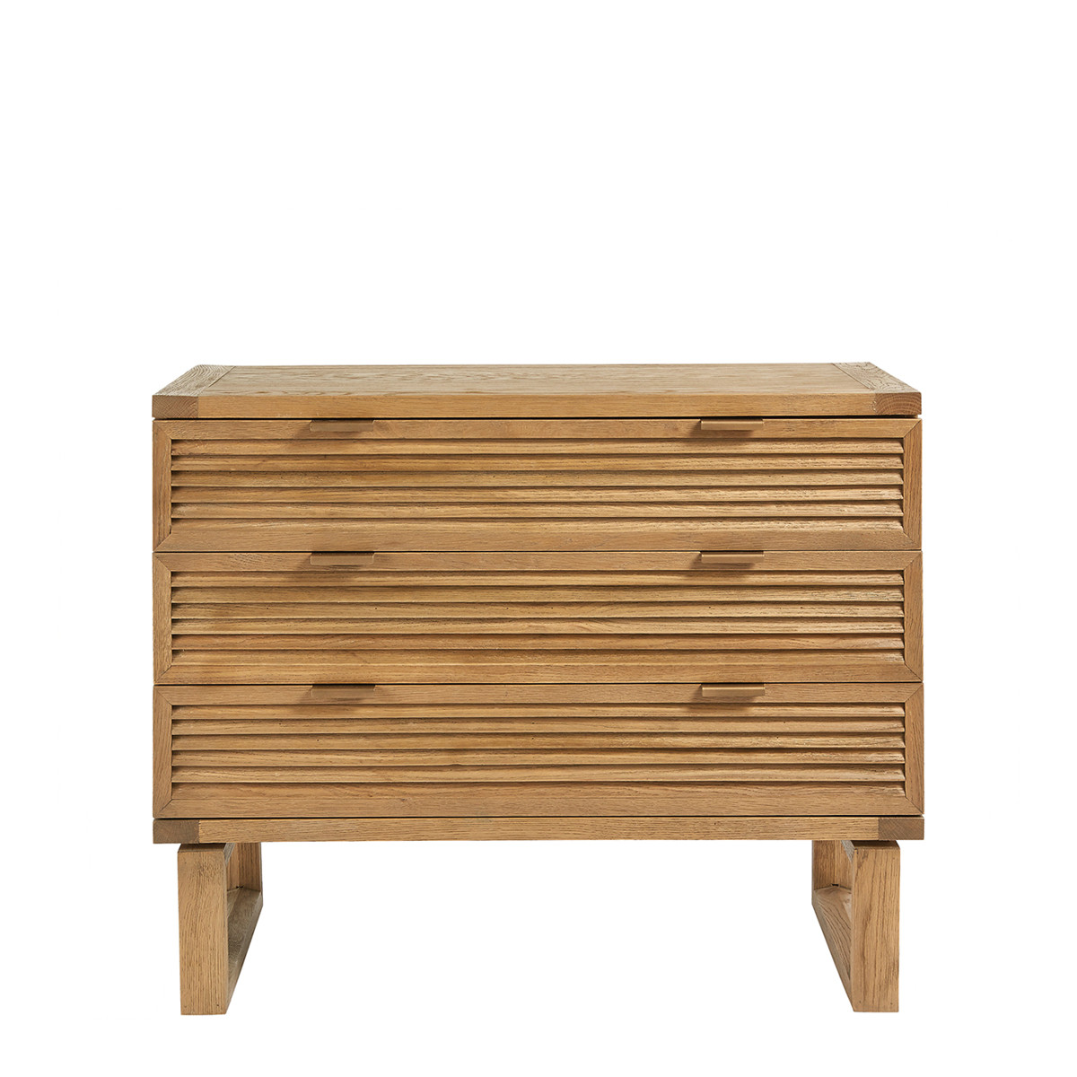 DINA CHEST OF DRAWERS- NATURAL