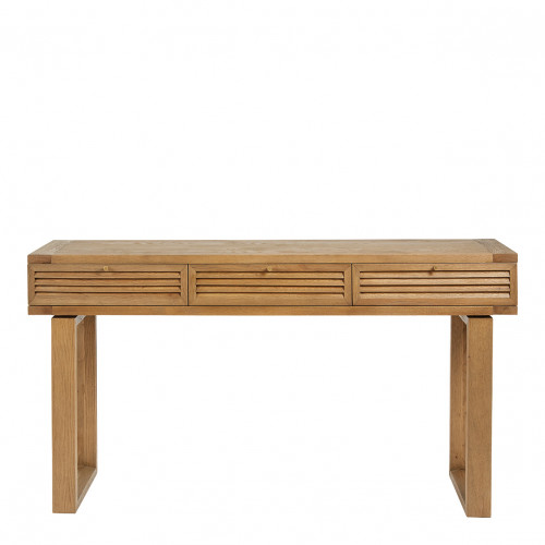 Dina 3 drawer console